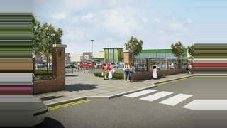 Primary Photo of 10 Highgate Retail Park, Stoke-on-Trent, ST6 4LB