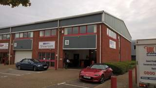 Primary Photo of Unit 14, The Business Centre, Molly Millars Lane, Wokingham, Berkshire, RG41 2QY