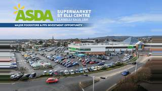 Primary Photo of St Elli Shopping Centre, Llanelli SA15 1YD