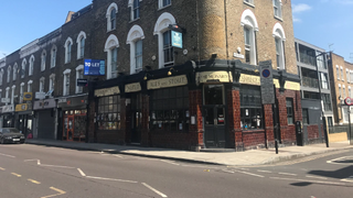 Primary Photo of The Monarch P H, 68-70 Green Lanes, Stoke Newington, London N16 9EJ