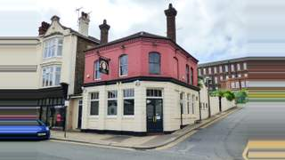 Primary Photo of The Britannia Public House, High Street, ME1 1DJ
