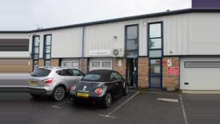 Primary Photo of Unit 6, Glenmore Business Park, Colebrook Way, Andover, SP10 3GQ