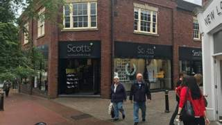 Primary Photo of A3 Application Submitted, Unit 34, Castle Walk, Newcastle under Lyme