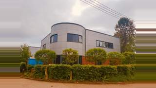 Primary Photo of Modern Industrial Unit With 1ST Floor Offices - Cranleigh