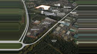 Primary Photo of Industrial Development Site, Caxton Way, Thetford, IP24 3SE
