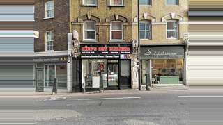 Primary Photo of 2B King's Cross Road, London WC1X 9QA
