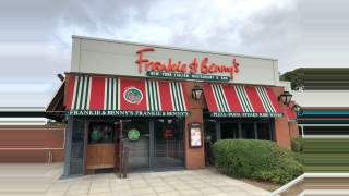 Primary Photo of Former Frankie & Benny's, Reading, Unit 4, Shepherds Hill, East Reading Retail Centre