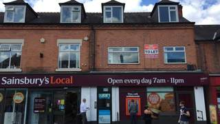 Primary Photo of 87A Queens Road, Leicester, Leicestershire, LE2 1TT