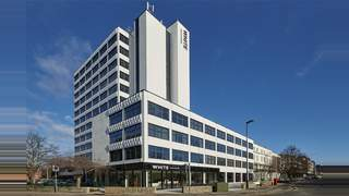 Primary Photo of White Building, 1-4 Cumberland Place, Southampton, Hampshire