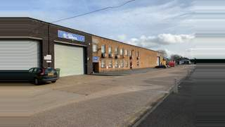 Primary Photo of Unit 13, International Trading Estate, Trident Way, Southall, Middlesex, UB2 5LA