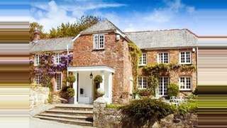 Primary Photo of Boscundle Manor Hotel, Boscundle, St. Austell, PL25 3RL