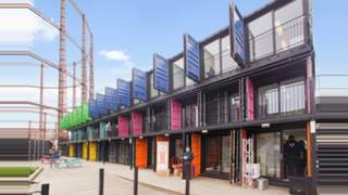 Primary Photo of Containerville, Bethnal Green, London, E2