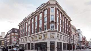 Primary Photo of Yalding House, 152-156 Great Portland St, Fitzrovia, London W1W 5QA
