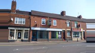 Primary Photo of 492-494 Hartshill Road, Stoke-on-Trent ST4 6AD