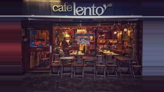 Primary Photo of Cafe Lento
