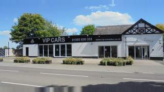 Primary Photo of Parkside Garage, Mereside Road, Mere, Knutsford, Cheshire, WA16 6QQ