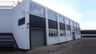 Primary Photo of Units 11 and 12, Baldock Industrial Estate, London Road, Baldock, Hertfordshire