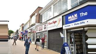 Primary Photo of 5 Market St, Barnsley S70 1SL