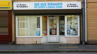 Primary Photo of New Dock Newsagents