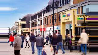 Primary Photo of Dominant Shopping Centre Providing 458, 000 sq ft (42, 548 sq m) of Retail Space