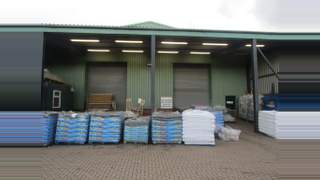 Primary Photo of Warehouse Premises, Sandy Road, Willington, Bedfordshire, MK44 3QP