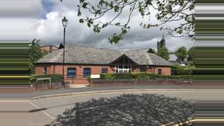 Primary Photo of Former Probation Centre Cross Street Leek Staffordshire