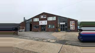Primary Photo of 14 / 14a / 14b Barnfield Road, Park Farm Industrial Estate, Folkestone, Kent, CT19 5EY