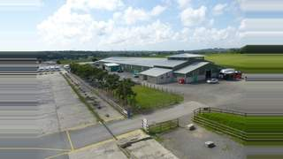 Primary Photo of Carew Airfield Business Park, Yard Areas (Storage), Tenby, Pembroke, Pembrokeshire, SA70