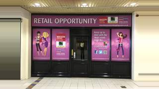 Primary Photo of 1, 000 - 5, 000 sq.ft retail units, Concourse Shopping Centre, Skelmersdale, Lancashire, WN8 6LN