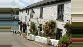 Primary Photo of The Old Ferry Inn, Bodinnick, Fowey, PL23 1LX
