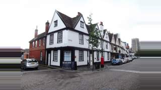 Primary Photo of Rose House, 5-7 St Peter's St, Ipswich, Suffolk IP1 1XF