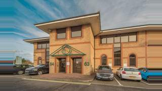 Primary Photo of 63-64 Tempus Business Centre, Kingsclere Road, Basingstoke, RG21 6XG