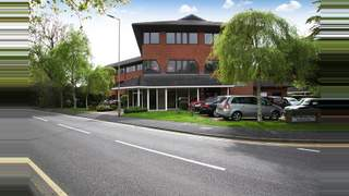 Primary Photo of Jupiter House - 2nd Floor, Warley Hill Business Park, The Drive, Brentwood, Essex