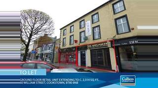 Primary Photo of 60 William Street, Cookstown, BT80 8NB