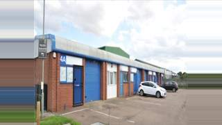 Primary Photo of Unit 4B, Rawcliffe Road Industrial Estate, Lidice Road, Goole, East Yorkshire, DN14 6XL
