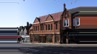 Primary Photo of 40-42 London Road, St. Albans, Hertfordshire, AL1 1NG