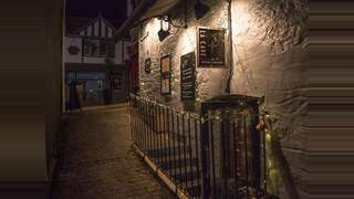 Primary Photo of La Cave, 29 High Street, Falmouth TR11 2AD