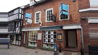 Primary Photo of 2 Butcher Row, Shrewsbury, SY1 1UW