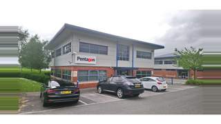 Primary Photo of Unit 4 (Ground Floor), Midland Court, Midland Way, Chesterfield, Derbyshire, S43 4UL