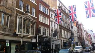 Primary Photo of 2nd Floor, 108 New Bond St, Mayfair, London W1S 1EF