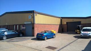 Primary Photo of Unit 2, Northbrook Business Park, Northbrook Road, Worthing BN14 8PQ
