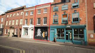 Primary Photo of New Street, Worcester, Worcestershire, WR1 2DP