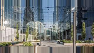 Primary Photo of Exchange Tower, 1 Harbour Exchange Square, Isle of Dogs, London E14 9GE