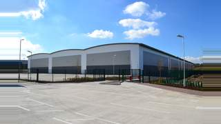 Primary Photo of Plot B Centrix Industrial And Distribution Park, Phoenix Parkway, Corby, Northants, NN17 5AF