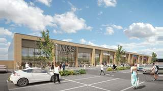 Primary Photo of Unit 4, Canvey Island Retail Park Development, Canvey Island, SS8 0PT