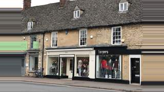 Primary Photo of 36b High Street, Witney, Commercial