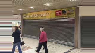 Primary Photo of Unit 108, Concourse Shopping Centre, Skelmersdale, Lancashire, WN8 6LN
