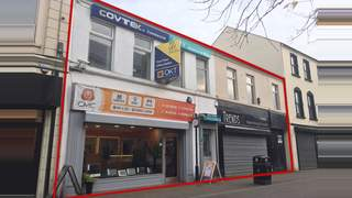 Primary Photo of 32–36 New Row & 31 Society Street Coleraine, County Londonderry, BT52 1AF