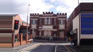 Primary Photo of Former Salvation Army Citadel, Wellington Street, Barnsley, South Yorkshire, S70 1SS