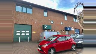 Primary Photo of Unit 2, Barnes Wallis Court, Wellington Road, Cressex Business Park, High Wycombe, Bucks, HP12 3PS